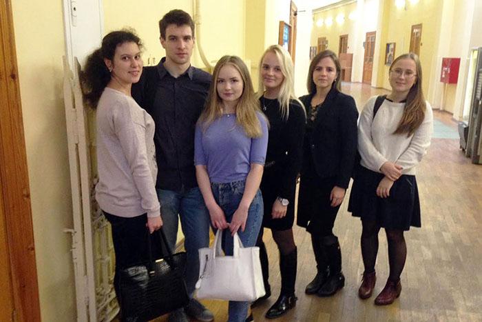 Студенты ВШГиФУ приняли участие в олимпиаде по дисциплине «Финансы и кредит»