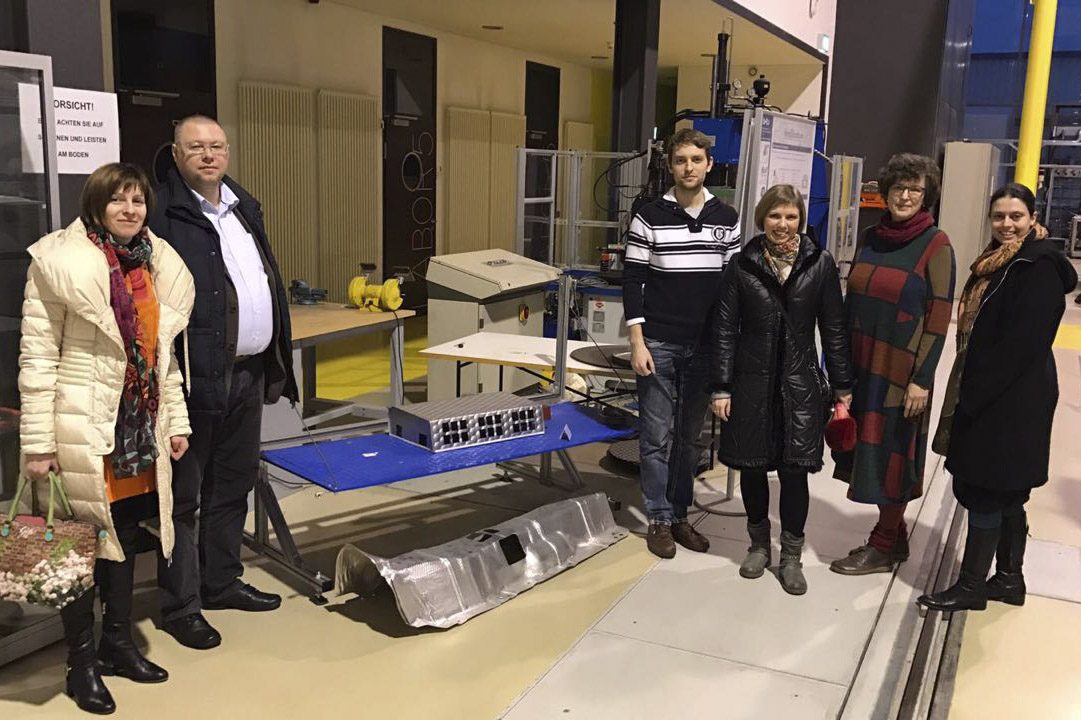ВШГиФУ укрепляет сотрудничество с Бранденбургским техническим университетом