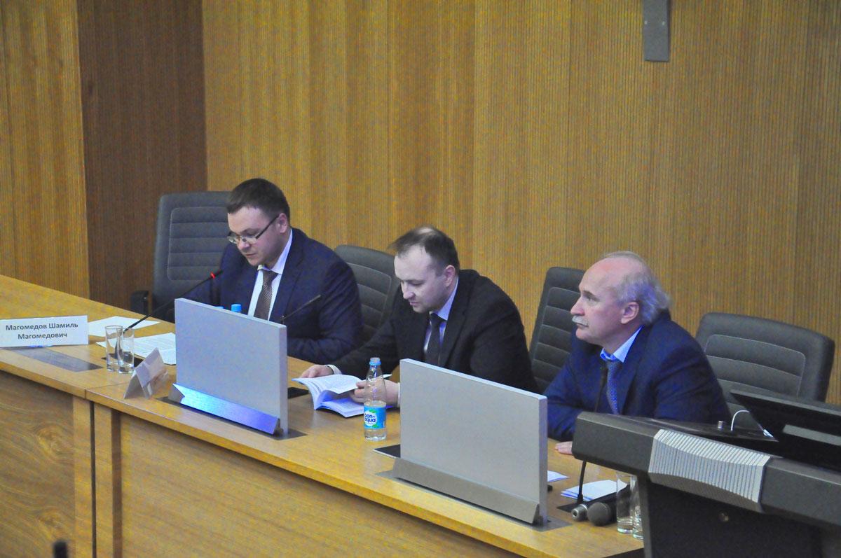 Высшая школа провела конференцию по теме: экономическая и финансовая безопасность России