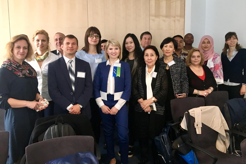 Преподаватели ВШГиФУ приняли участие в конференции IBIMA