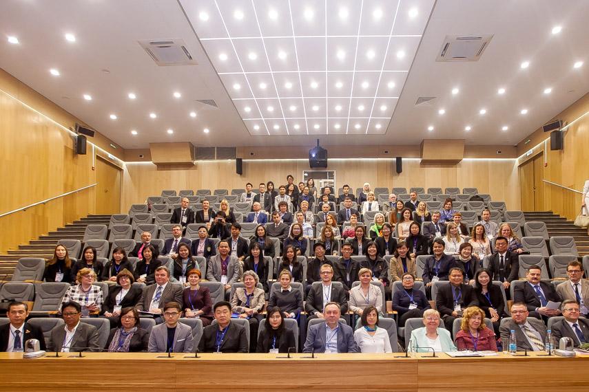 18 - 19 мая 2017 года в университете прошла конференция ACE-FIIS: 2017