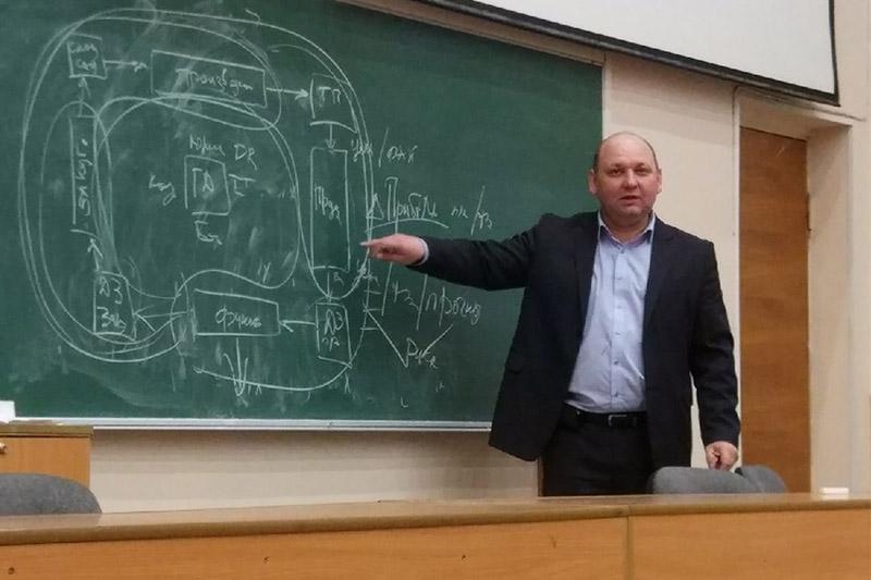 Открытая лекция с главным аудитором ООО